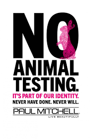 No animal testing | The Cutting Room
